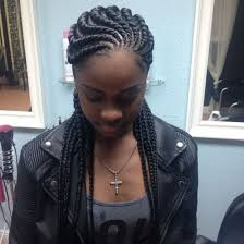 wedding canerow hair styles from nigeria nigerian cornrow hairstyles at the wedding ceremony right hs