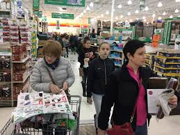is menards open thanksgiving black friday shoppers wait up to 7 hours for deals