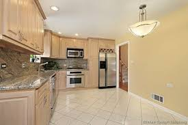 Kitchen Cabinets Wood Colors Light Wood Kitchen Cabinets Nonsensical Cabinet Design