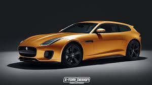 jaguar cars f type news a jaguar f type shooting brake is too pretty to ignore