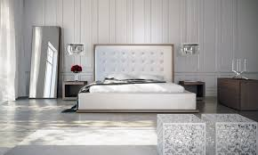 Leather Bedroom Furniture White Leather Bedroom Furniture Inregan Home Decoration