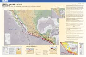 Usgs Real Time Earthquake Map Earthquakes Earthjay Science