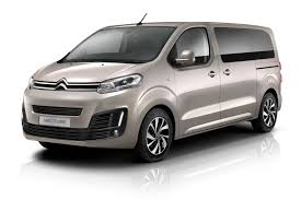 new citroen dispatch citroen spacetourer hyphen concept improbably named 4x4 mpv for