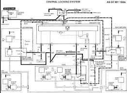 w124 wiring diagram mercedes w124 wiring diagram download