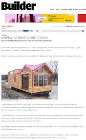 tiny house auction covered by builder magazine site u2013 newmediarules