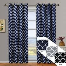 Amazon Window Curtains by Meridian Coral Grommet Room Darkening Window Curtain Panels Pair
