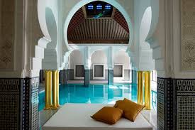 Best Interior Designers In The World by The Most Beautifully Designed Spas Around The World