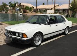 bmw 745i coupe factory turbo six 1984 bmw 745i bring a trailer