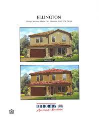 Ellington Floor Plan Floor Plans Turnbury Preserve Homes In Naples Florida