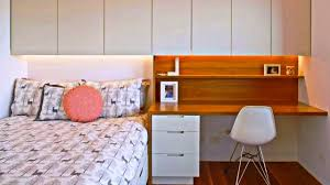 small workspaces in bedrooms smart small space ideas youtube