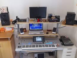 bureau studio musique un bureau ikea pour faire mon coin musique fred tyros studio
