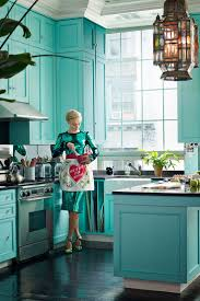 Blue Green Kitchen Cabinets by 111 Best Interiors Kitchens Images On Pinterest Kitchen