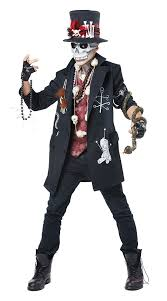 mens costumes men s voodoo dude costume men s voodoo costume men s magician
