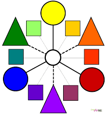 complementary colors complementary colors lesson worksheet create art with me