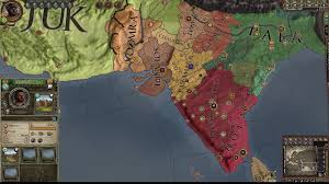 Crusader Kings 2 Map Crusader Kings Ii Rajas Of India Is Out Now Onpause