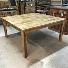 square dining table nadeau miami