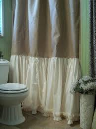 Simply Shabby Chic Bathroom Accessories by Shabby Chic Shower Curtains Foter