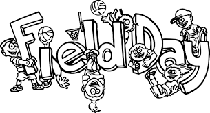 100 days of field day coloring page wecoloringpage
