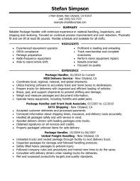 doc 618800 truck driver resume example u2013 unforgettable truck