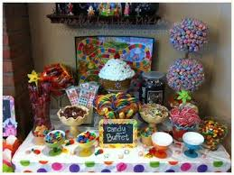Candy Topiary Centerpieces - candy buffet creative cucina love the dum dum topiary meals