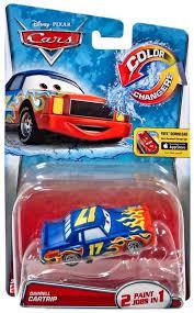 disney cars color changers darrell cartrip 155 diecast car 2016