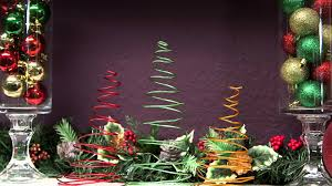 dollar tree christmas craft idea floral wire tree youtube