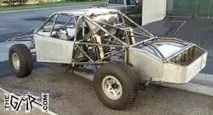 jesse james monster garage trophy truck rebuild gmr rob