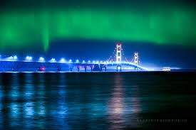 best place to see northern lights 2017 magical destinations to chase the northern lights in pure michigan