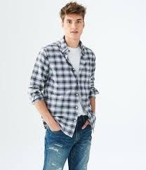 button down shirts for teen boys u0026 men aeropostale