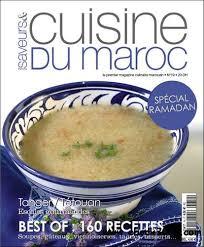 saveurs et cuisine saveurs et cuisine du maroc no19 septembre octobre 2008 free