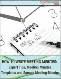 to write meeting minutes expert tips meeting minutes templates