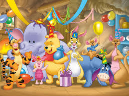 12 winnie pooh 1024x768 easter cards wallpaper educational