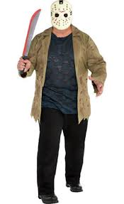 jason voorhees costume friday the 13th party city