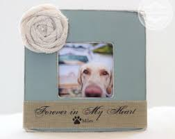sympathy for loss of dog pet loss frame etsy