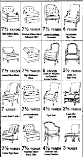Recovering An Armchair How Much Fabric Do You Need For Reupholstering All Things Thrifty