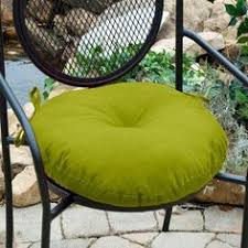 15 Bistro Chair Cushions Greendale Home Fashions Round 15 In Outdoor Bistro Chair Cushion