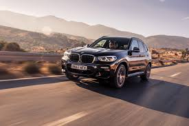 bmw jeep 2017 new bmw x3 diesel review 20d and 30d suv duo driven evo