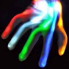 Light Up Gloves Electro Led Glove U2013 Glorb Deals
