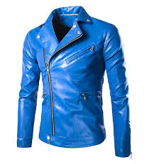 classic leather motorcycle jackets men u0027s classic street style faux leather motorcycle jacket at