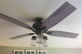 hunter crown canyon ceiling fan hunter crown canyon 52 in indoor regal bronze ceiling fan 53331 at
