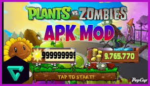 plants vs zombies apk mod