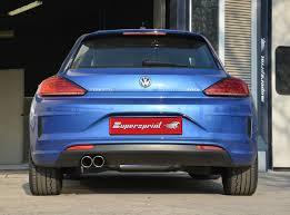 volkswagen scirocco 2015 vw scirocco 2 0 tsi 180 hp 220 hp 2015 u003e volkswagen exhaust