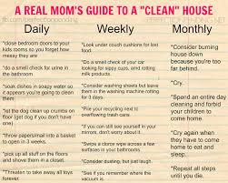 a real mom u0027s guide to a clean house perfection pending