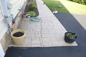 Backyard Milton - dryzone llc concrete lifting and leveling photo album
