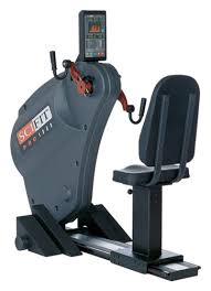 scifit pro 1000 upper body exerciser bike used workout