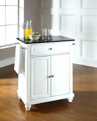 kitchen island cart granite top portable kitchen island altmine co