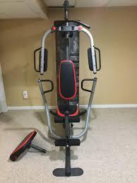 Weider Pro 125 Bench Weider Pro 4300 Home Gym Ebay