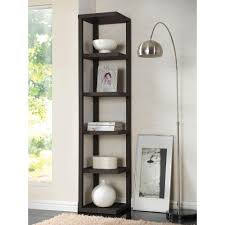 international concepts unfinished open bookcase sh 4830x the