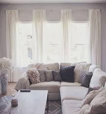 Living Curtains Ideas 25 Best Large Window Curtains Ideas On Pinterest Large Window Best