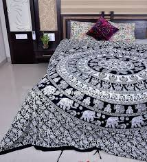 indian print bedspread uk indian block print bedspreads indian print quilt details about ethnic indian elephant